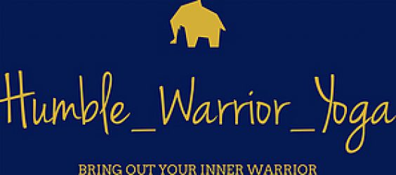 Humble Warrior Yoga